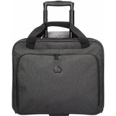 "Delsey Esplanade Trolley Boardcase 15,6"" Black"