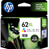 HP 62XL Cartridge 3-Kleuren (C2P07AE)
