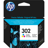 HP 302 Cartridge 3-Kleuren (F6U65AE)