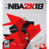 NBA Basketball 2K18 PC