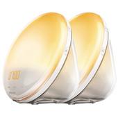Philips Wake-up Light HF3520 Duo Pakket