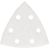 Makita Driehoekschuurschijf 94x94x94 mm K120 Wit (10x)