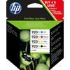 verpakking 920XL Combo Pack 4-Kleuren (C2N92AE)