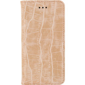 Mobilize Premium Gelly Alligator iPhone 5/5S/SE Book Roze