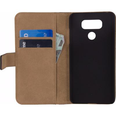 Mobilize Classic Wallet LG G6 Book Case Zwart