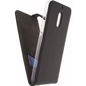 Mobilize Classic Gelly Nokia 6/6 Arte Flip Case Zwart