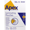 Apex Lamineerhoezen 100 micron A4 (100 stuks)