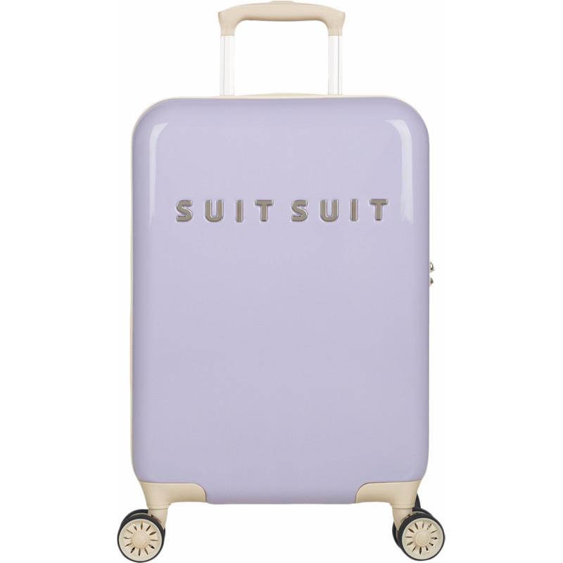 SuitSuit Fabulous Fifties Handbagage Spinner 55 Paisley Purple