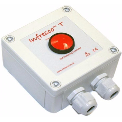 Infresco Timer + Softstarter IP65 4000W