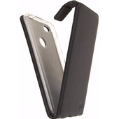 Mobilize Classic Gelly Huawei P8 Lite (2017) Flip Case Zwart