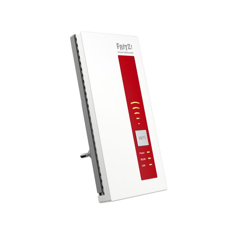 FRITZ!WLAN Repeater 1750E Edition International