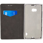 Mobilize Premium Gelly Nokia Lumia 930 Book Case Zwart