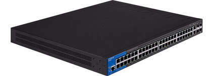 Linksys LGS552P PoE Switch
