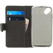 Mobilize Gelly Wallet Book Case Wiko Sunny Zwart