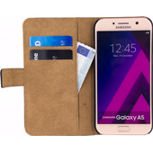 Mobilize Classic Wallet Samsung Galaxy A5 (2017) Book Case Zwart