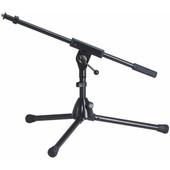 K&M 259/1 Tafelstatief voor Microfoon Zwart