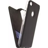 Mobilize Classic Gelly Motorola Moto G5 Plus Flip Case Zwart