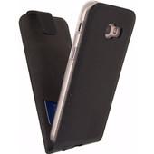 Mobilize Classic Gelly Samsung Galaxy A5 (2017) Flip Case Zwart