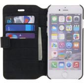 Guess Croco Apple iPhone 6/6s Book Case Zwart