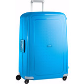Samsonite S'Cure Spinner 55 cm Pacific Blue