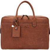 """Castelijn & Beerens Laptoptas 15,6"""" Cognac'"""