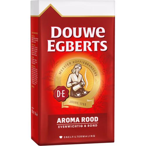 Douwe Egberts Aroma Rood snelfiltermaling 500 gr