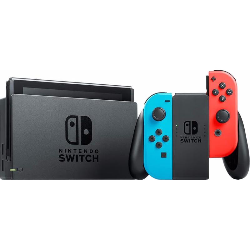 Nintendo Switch Rood/Blauw kopen