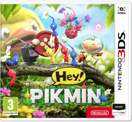 Hey Pikmin 3DS