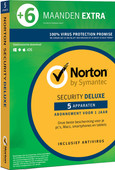 Norton Security Deluxe 3.0 1,5 jaar abonnement