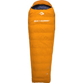 Sea to Summit Trek TkII Regular Left Zip Orange