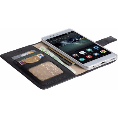 Krusell Sunne Huawei P10 Plus Book Case Zwart