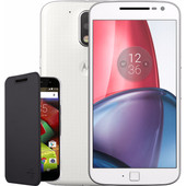 Motorola Moto G4 Plus Wit