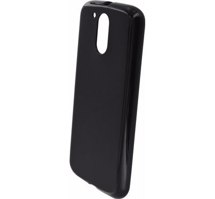 Mobiparts Essential TPU Case Motorola Moto G4/G4 Plus Zwart