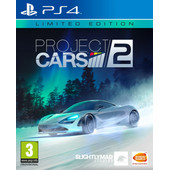 Project Cars 2 Special Edition PS4