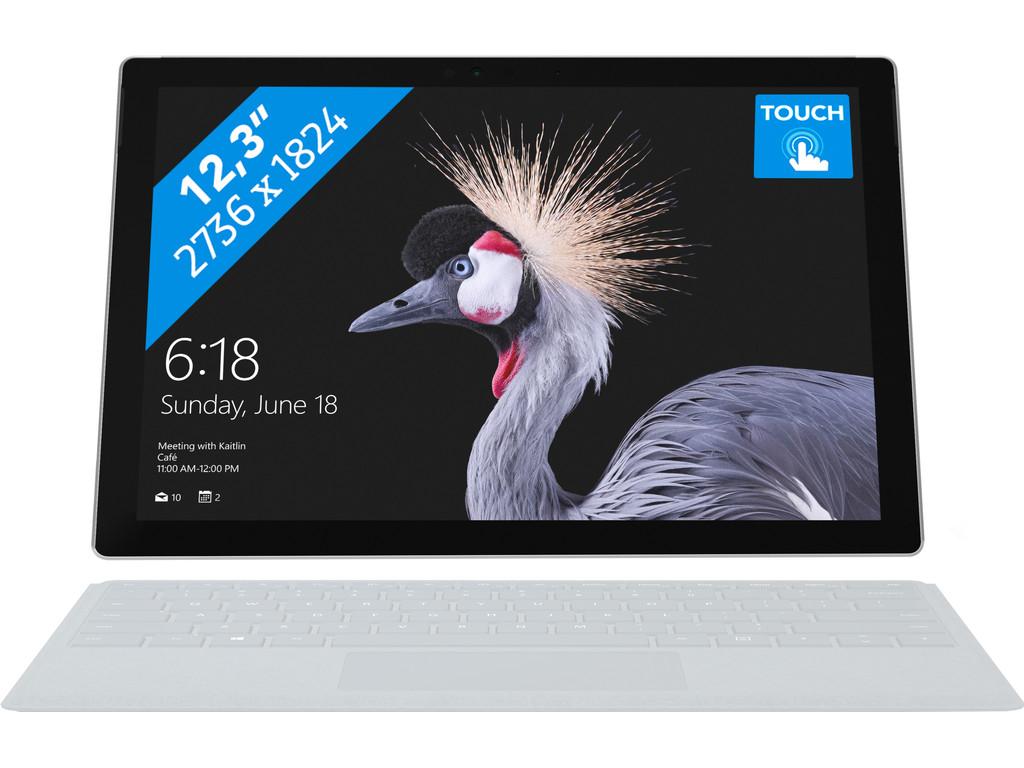 voorkant Surface Pro - i5 - 8 GB - 128 GB