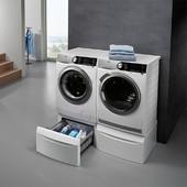 AEG E6WHPED2 Wasmachine verhoger met lade