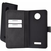 Mobiparts Premium Wallet Case Lenovo Moto Z Zwart