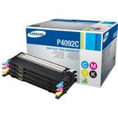 Samsung CLT-P4092C Rainbow Kit (zwart + tricolour)