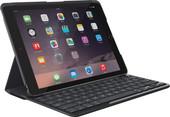 Logitech Apple iPad (2017) Slim Folio Toetsenbord Hoes QWERTY