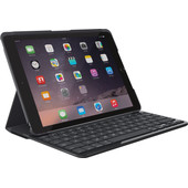 Logitech Apple iPad (2017) Slim Folio Toetsenbord Hoes QWERTY