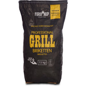 Fire-Up Professionele Briketten 15 kg