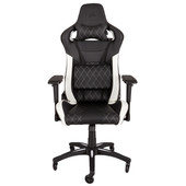 Corsair T1 Race Gaming Chair Zwart/Wit