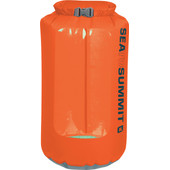 Sea to Summit Ultra-Sil View Dry Sack 8L Orange