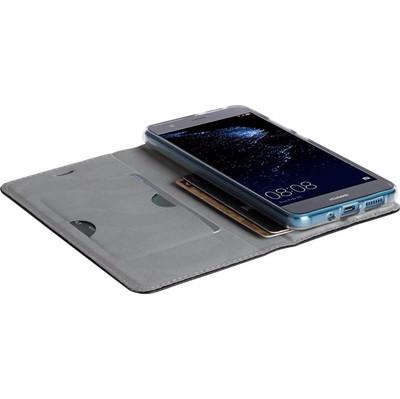 Krusell Malmo Huawei P10 Lite Book Case Zwart
