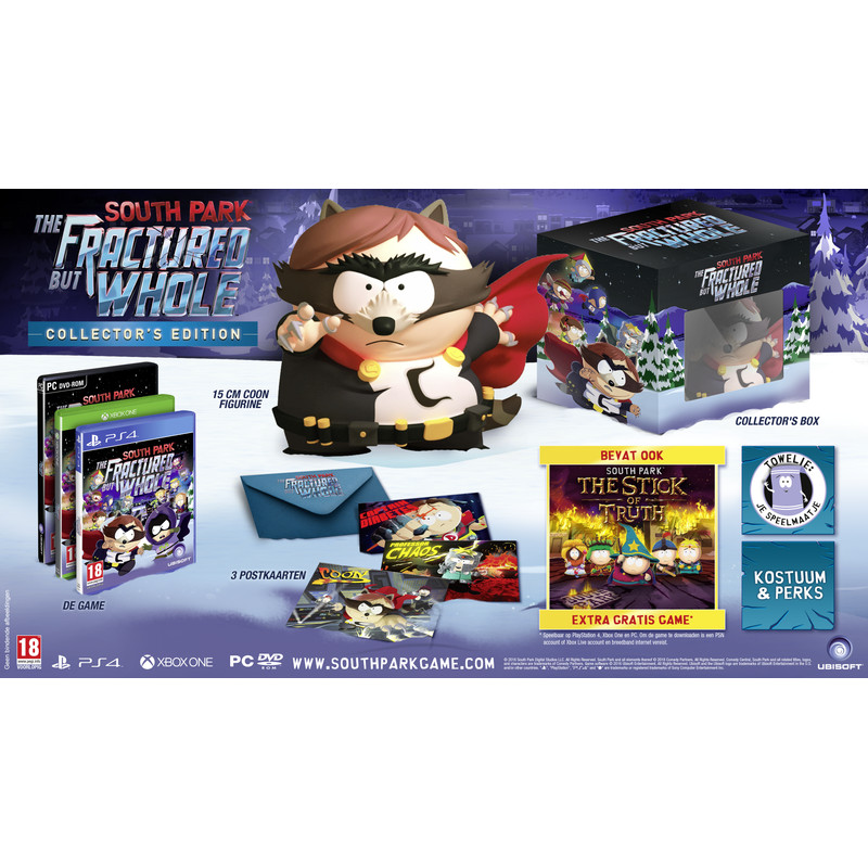 Ubisoft South Park: The Fractured but Whole Collector's edition
