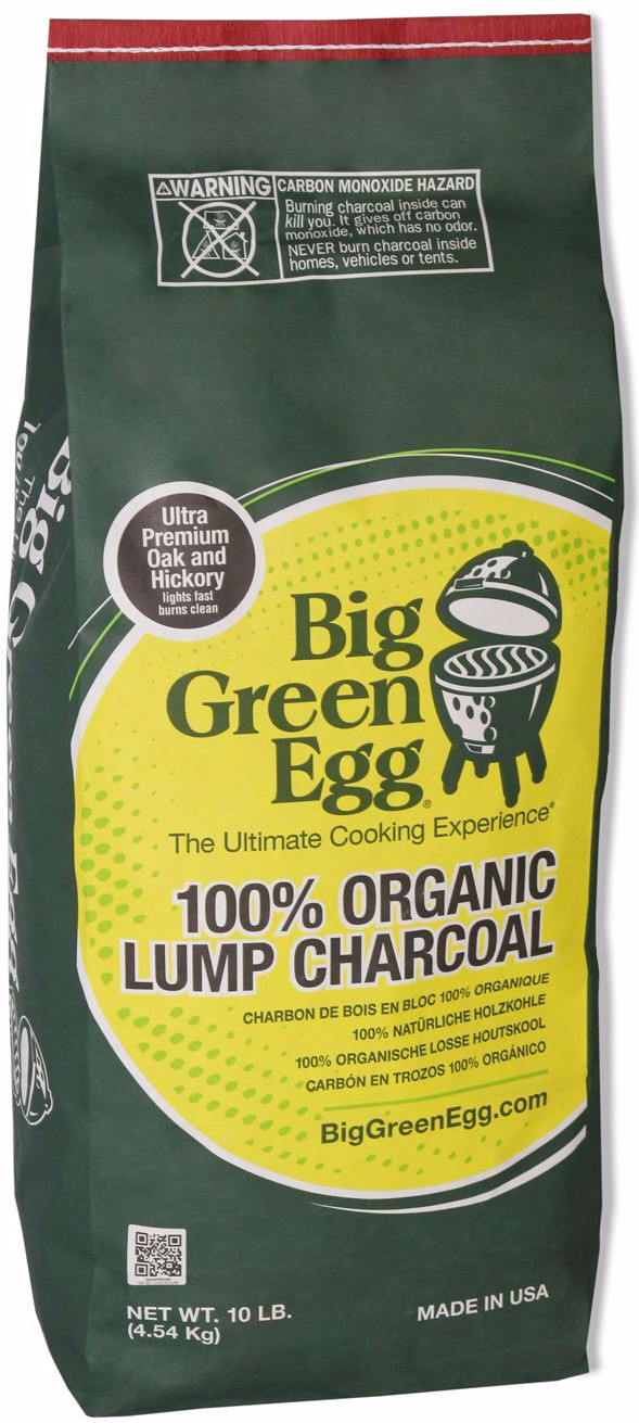 Big Green Egg Premium Natural Houtskool 4,5 kg
