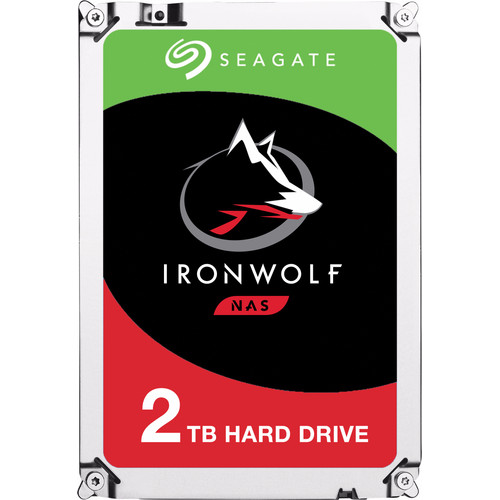 Seagate Ironwolf ST2000VN004 2 TB