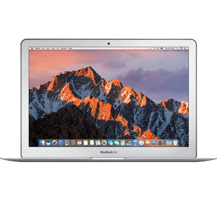 "voorkant MacBook Air 13,3"" (2017) MQD32N/A"