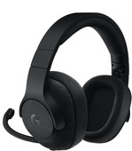 Logitech G433 7.1 Surround Sound Gaming Headset Zwart
