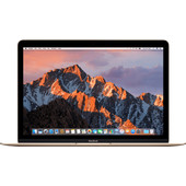 "Apple MacBook 12"" (2017) MNYL2FN/A Gold Azerty"